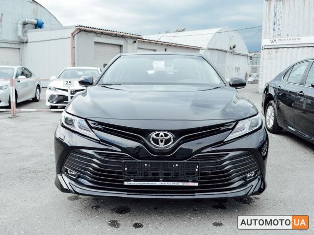 купить новое авто Тойота Камри 2021 года от официального дилера Премиум Моторс Тойота фото