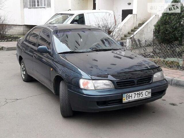 Синий Тойота Карина, объемом двигателя 0 л и пробегом 400 тыс. км за 3700 $, фото 1 на Automoto.ua