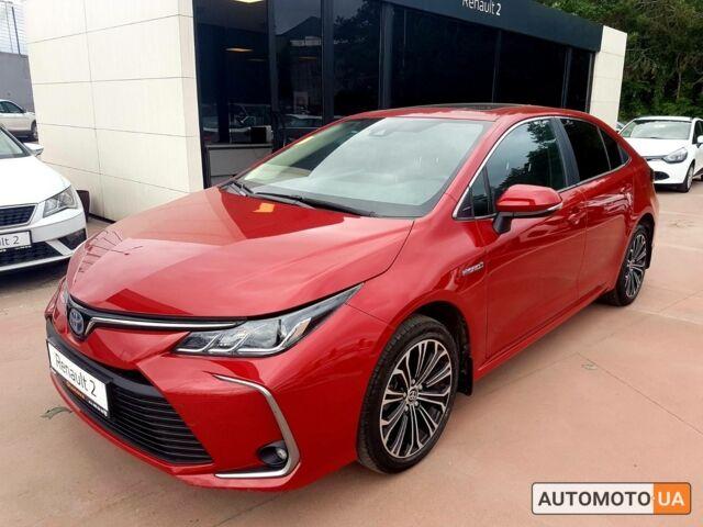 купить новое авто Тойота Королла 2020 года от официального дилера Премиум Моторс Тойота фото