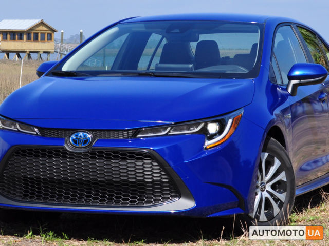 Тойота Королла, объемом двигателя 1.8 л и пробегом 0 тыс. км за 26683 $, фото 1 на Automoto.ua