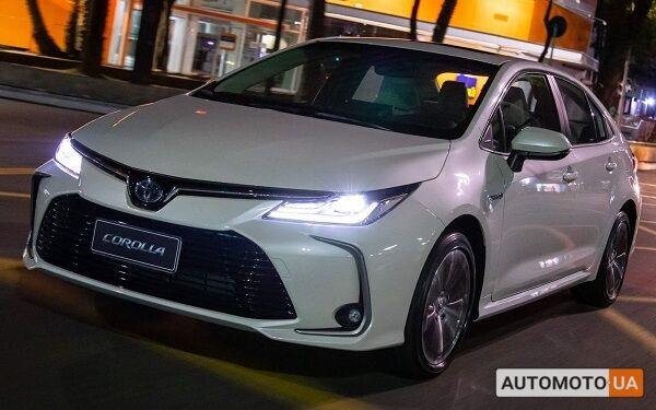 Тойота Королла, объемом двигателя 1.6 л и пробегом 0 тыс. км за 20838 $, фото 1 на Automoto.ua