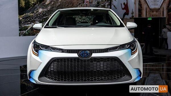 Тойота Королла, объемом двигателя 1.6 л и пробегом 0 тыс. км за 23114 $, фото 1 на Automoto.ua