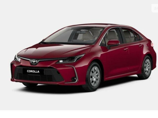 Тойота Королла, об'ємом двигуна 1.6 л та пробігом 0 тис. км за 20206 $, фото 1 на Automoto.ua