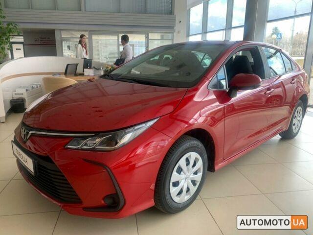 купить новое авто Тойота Королла 2021 года от официального дилера Премиум Моторс Тойота фото