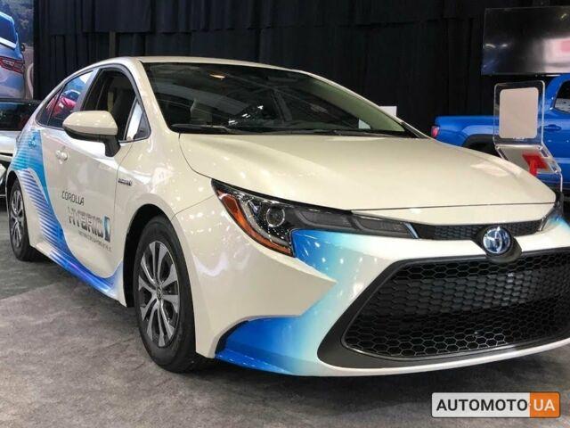 купити нове авто Тойота Королла 2021 року від офіційного дилера Тойота Центр Кременчук Про Лайн Тойота фото