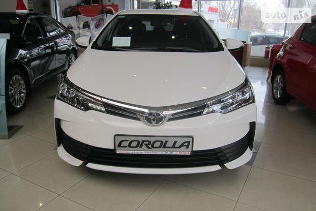 Тойота Королла, объемом двигателя 1.6 л и пробегом 1 тыс. км за 21157 $, фото 1 на Automoto.ua