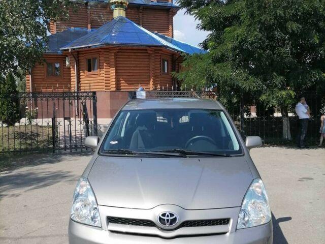 Серый Тойота Королла, объемом двигателя 1.6 л и пробегом 200 тыс. км за 7500 $, фото 1 на Automoto.ua