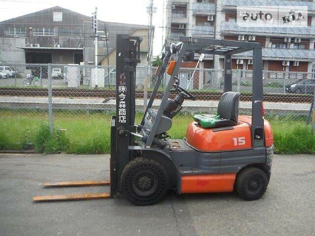 Апельсин Тойота ФГЛ, объемом двигателя 1.5 л и пробегом 9 тыс. км за 7500 $, фото 1 на Automoto.ua