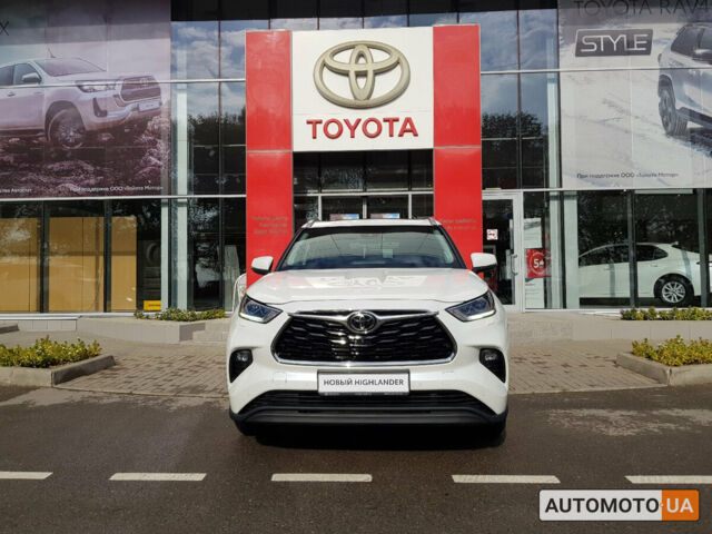 Тойота Хайлендер, объемом двигателя 3.5 л и пробегом 0 тыс. км за 50053 $, фото 1 на Automoto.ua