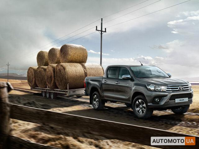 Тойота Хайлюкс, объемом двигателя 2.4 л и пробегом 0 тыс. км за 45699 $, фото 1 на Automoto.ua