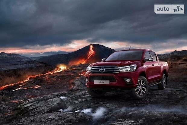 Тойота Хайлюкс, объемом двигателя 2.39 л и пробегом 1 тыс. км за 34436 $, фото 1 на Automoto.ua