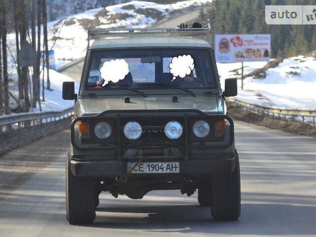 Тойота Ленд Крузер 73, объемом двигателя 2.4 л и пробегом 400 тыс. км за 12000 $, фото 1 на Automoto.ua