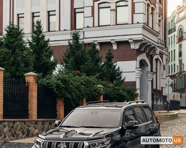 Тойота Ленд Крузер Прадо, объемом двигателя 2.8 л и пробегом 0 тыс. км за 48676 $, фото 1 на Automoto.ua