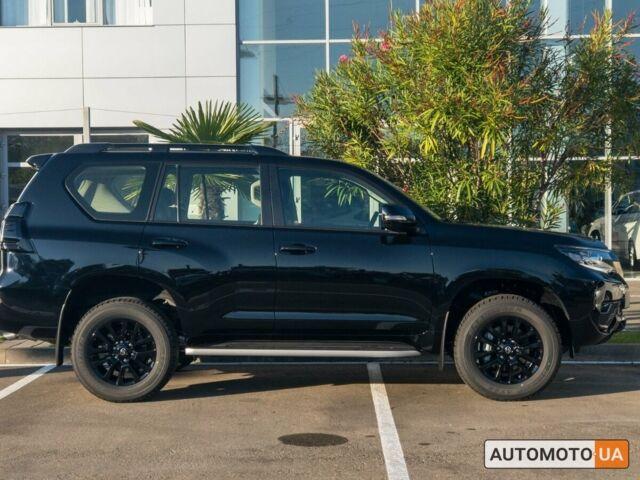 купить новое авто Тойота Ленд Крузер Прадо 2021 года от официального дилера Премиум Моторс Тойота фото