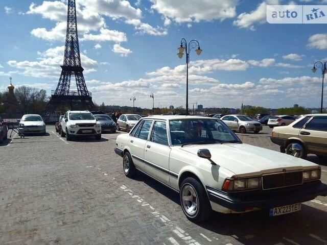 Білий Тойота Марк 2, об'ємом двигуна 1.8 л та пробігом 160 тис. км за 1250 $, фото 1 на Automoto.ua