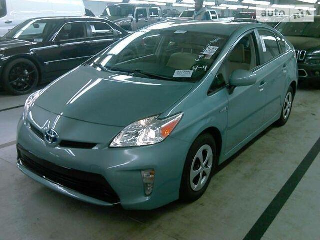 Зеленый Тойота Приус, объемом двигателя 1.8 л и пробегом 29 тыс. км за 14200 $, фото 1 на Automoto.ua