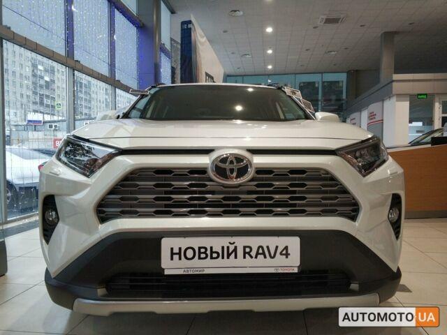 купить новое авто Тойота РАВ 4 2020 года от официального дилера Премиум Моторс Тойота фото