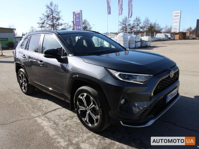 купить новое авто Тойота РАВ 4 2021 года от официального дилера Премиум Моторс Тойота фото