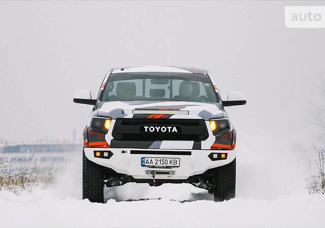 Тойота Тундра, объемом двигателя 5.7 л и пробегом 70 тыс. км за 45000 $, фото 1 на Automoto.ua