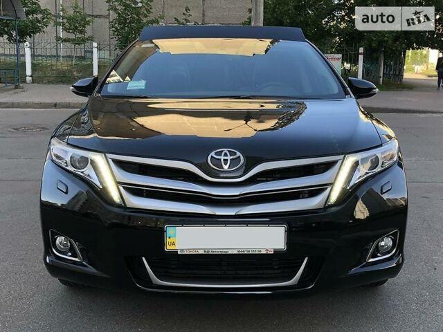 Чорний Тойота Венза, об'ємом двигуна 2.7 л та пробігом 68 тис. км за 24900 $, фото 1 на Automoto.ua