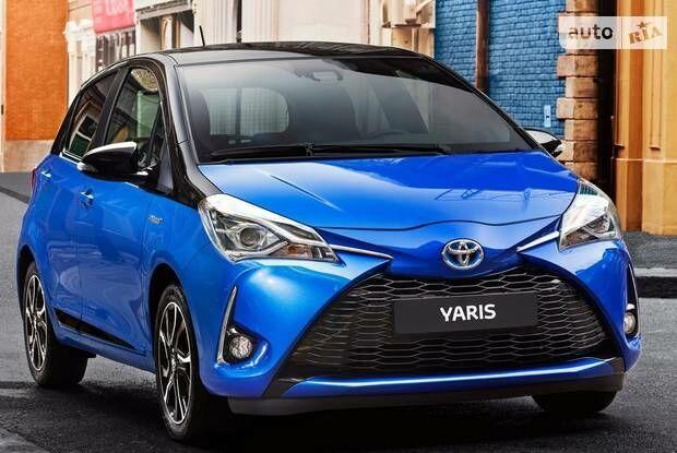 Тойота Яріс, об'ємом двигуна 1.5 л та пробігом 100 тис. км за 22229 $, фото 1 на Automoto.ua