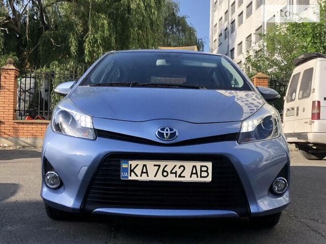 Синий Тойота Ярис, объемом двигателя 1.5 л и пробегом 107 тыс. км за 9800 $, фото 1 на Automoto.ua
