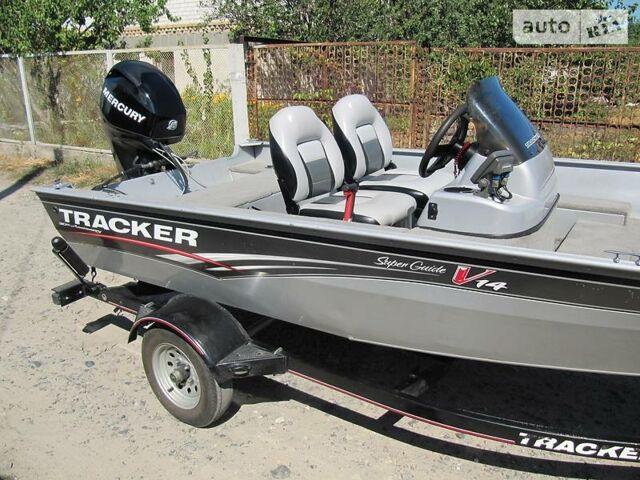 лодка Трекер Супер Гид, объемом двигателя 0.75 л и пробегом 1 тыс. км за 11000 $, фото 1 на Automoto.ua