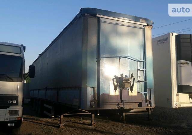 Трейлор Гєнєрал Треілор, об'ємом двигуна 0 л та пробігом 1 тис. км за 5200 $, фото 1 на Automoto.ua