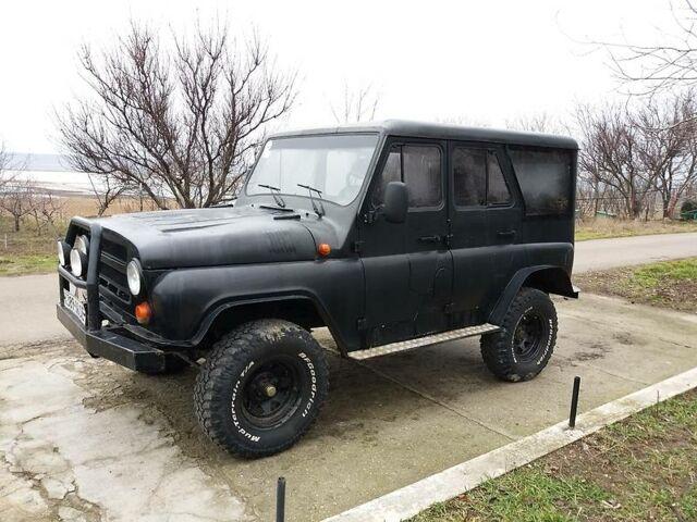 Черный УАЗ 3151, объемом двигателя 3 л и пробегом 30 тыс. км за 3900 $, фото 1 на Automoto.ua