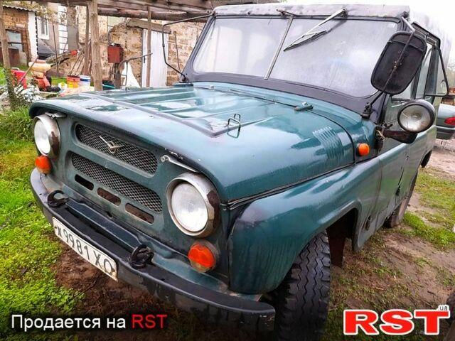 УАЗ 31512, объемом двигателя 2.5 л и пробегом 10 тыс. км за 1500 $, фото 1 на Automoto.ua