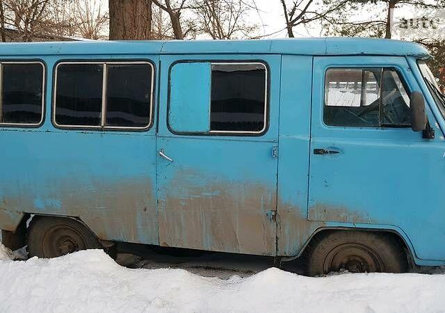 Синий УАЗ 3303, объемом двигателя 0 л и пробегом 40 тыс. км за 1200 $, фото 1 на Automoto.ua