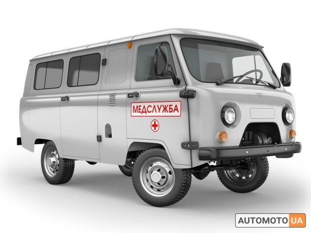 Сірий УАЗ 3909, об'ємом двигуна 2.69 л та пробігом 0 тис. км за 18393 $, фото 1 на Automoto.ua