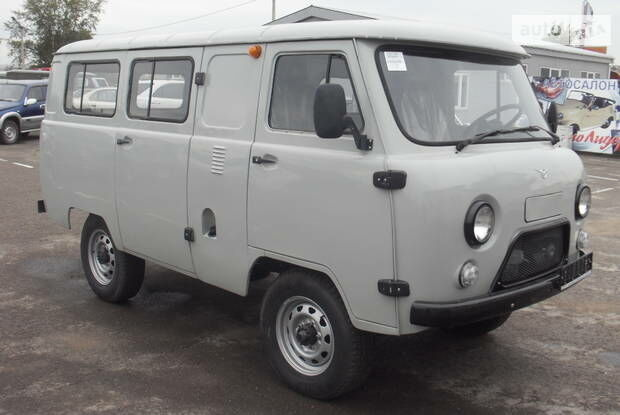 УАЗ 3962, об'ємом двигуна 2.69 л та пробігом 1 тис. км за 17046 $, фото 1 на Automoto.ua