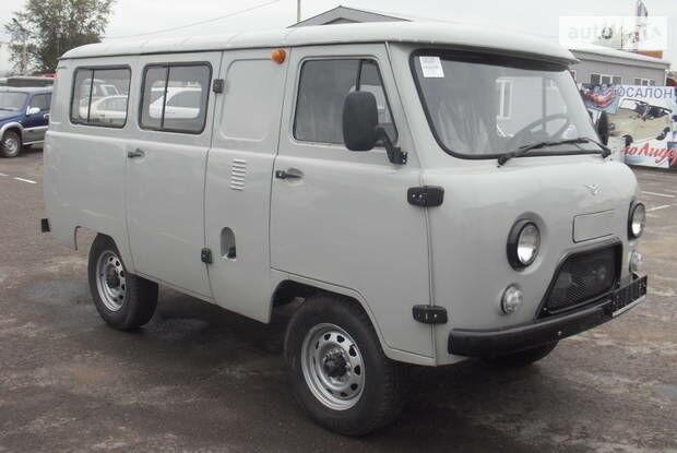 УАЗ 3962, об'ємом двигуна 2.69 л та пробігом 1 тис. км за 17779 $, фото 1 на Automoto.ua