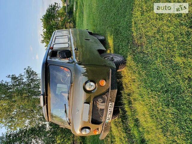 Зелений УАЗ 452 вант.-пас., об'ємом двигуна 0 л та пробігом 61 тис. км за 3200 $, фото 1 на Automoto.ua