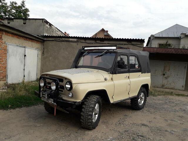 Бежевий УАЗ 469, об'ємом двигуна 3 л та пробігом 1 тис. км за 5300 $, фото 1 на Automoto.ua