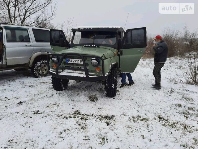 УАЗ 469, об'ємом двигуна 2.4 л та пробігом 160 тис. км за 3500 $, фото 1 на Automoto.ua