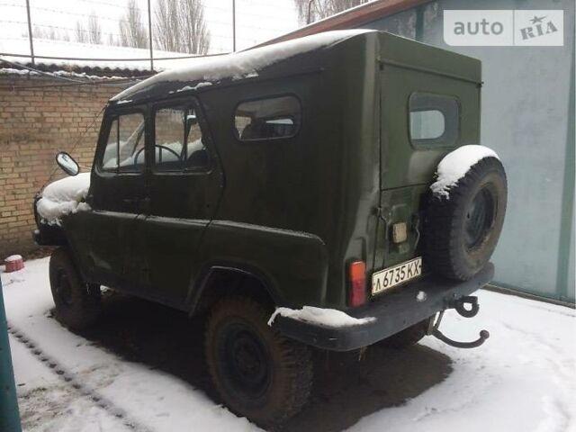 УАЗ 469, объемом двигателя 2.4 л и пробегом 50 тыс. км за 2099 $, фото 1 на Automoto.ua