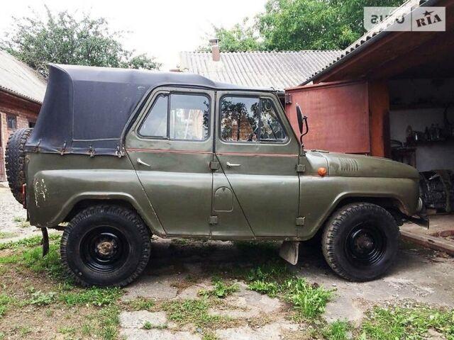 Сафарі УАЗ 469, об'ємом двигуна 2.4 л та пробігом 5 тис. км за 1750 $, фото 1 на Automoto.ua