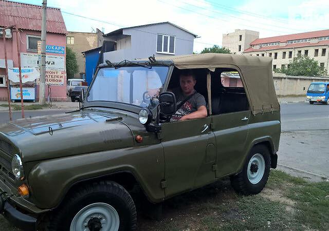 Зелений УАЗ 469, об'ємом двигуна 2.9 л та пробігом 1 тис. км за 8000 $, фото 1 на Automoto.ua