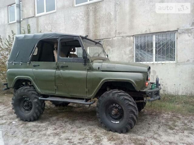 Зелений УАЗ 469, об'ємом двигуна 3 л та пробігом 2 тис. км за 7000 $, фото 1 на Automoto.ua