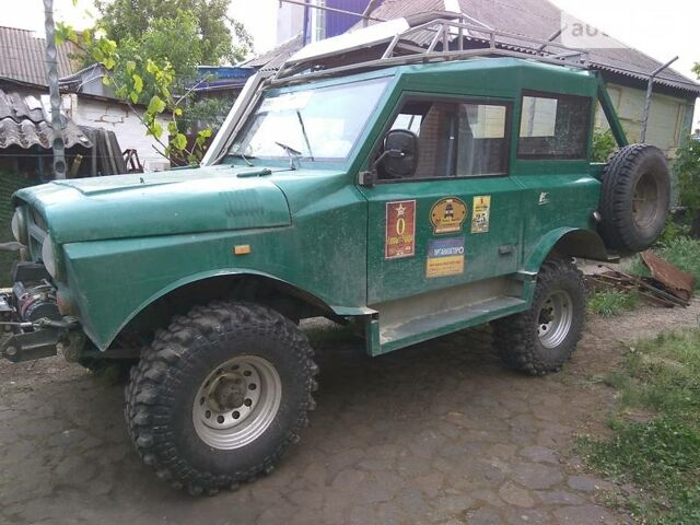 Зелений УАЗ 469, об'ємом двигуна 2.5 л та пробігом 10 тис. км за 5000 $, фото 1 на Automoto.ua