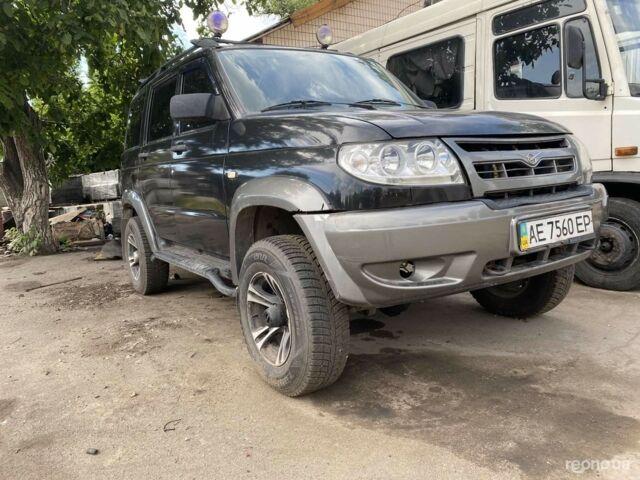 УАЗ Патриот, объемом двигателя 0 л и пробегом 100 тыс. км за 4800 $, фото 1 на Automoto.ua
