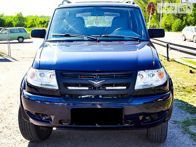 Синий УАЗ Патриот, объемом двигателя 2.7 л и пробегом 195 тыс. км за 7200 $, фото 1 на Automoto.ua