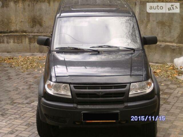Синій УАЗ Патриот, об'ємом двигуна 2.7 л та пробігом 140 тис. км за 6300 $, фото 1 на Automoto.ua