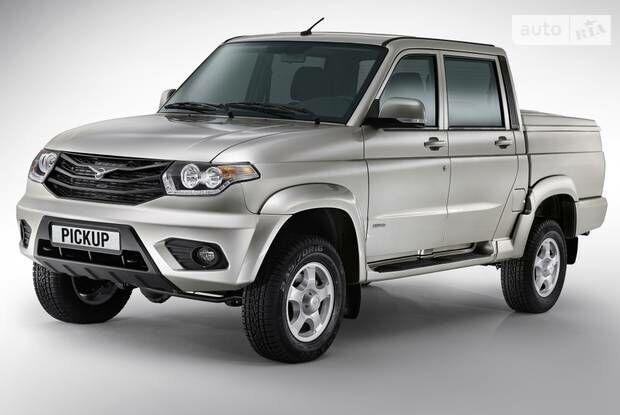 УАЗ Pickup, об'ємом двигуна 2.69 л та пробігом 1 тис. км за 20823 $, фото 1 на Automoto.ua