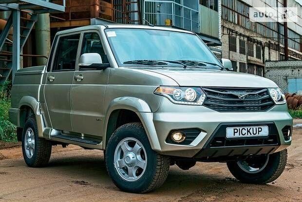 УАЗ Pickup, об'ємом двигуна 0 л та пробігом 1 тис. км за 23573 $, фото 1 на Automoto.ua