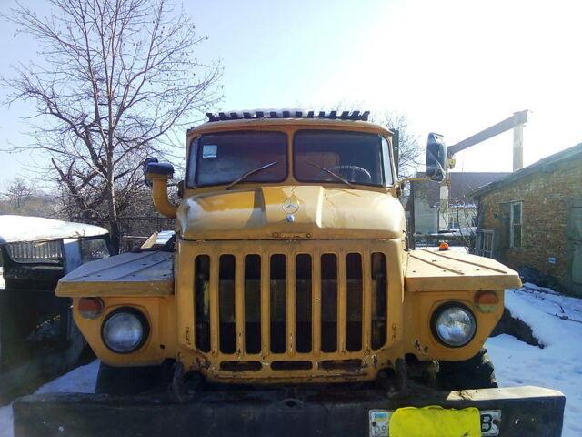 Оранжевый Урал 5557, объемом двигателя 0 л и пробегом 1 тыс. км за 10000 $, фото 1 на Automoto.ua
