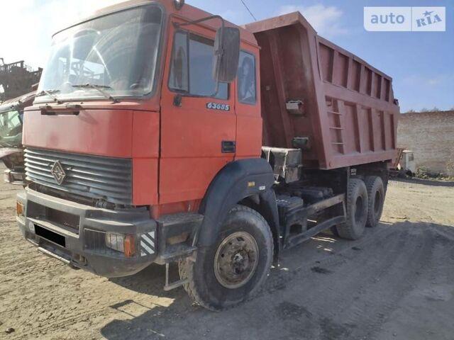 Красный Урал 63685, объемом двигателя 11 л и пробегом 50 тыс. км за 18000 $, фото 1 на Automoto.ua