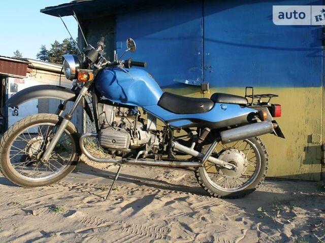 Синій Урал МТ, об'ємом двигуна 0.65 л та пробігом 1 тис. км за 764 $, фото 1 на Automoto.ua